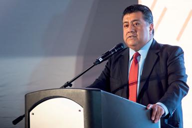 Hiram Cruz, director de la Asociación Mexicana del Envase y Embalaje, AMEE.
