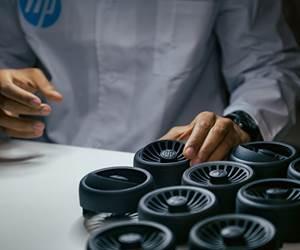 HP anuncióque incorporará el primer material de polipropileno, suministrado por BASF.