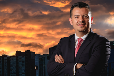 Humberto Quiroz, Regional Head of Procurement para ALPLA México, Centroamérica y Caribe, .