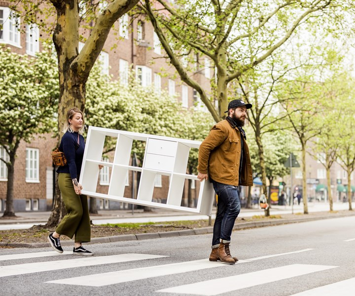 Ikea y la FundaciónEllen MacArthurestablecen una asociación estratégica.