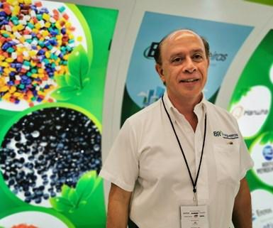 Carlos Saldate, director general de Bio Reciclados Folgueiras.