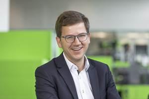 Johannes Kilian, nuevo director de Tecnologías de Procesos de ENGEL Austria.
