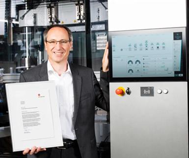 El visualizador modular e inteligente HMI, de Kiefel, gana premio Red Dot.