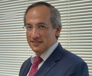 Miguel Delgado, director de negocios del área de High Performance Polymers de Evonik.