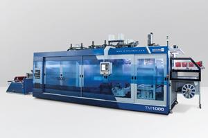 Mikformen presenta su línea TM de termoformadoras de alta eficiencia