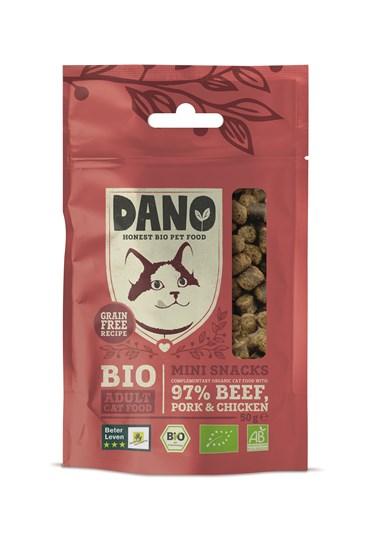 El film de polietileno BarrierPack, de Mondi, estásiendo utilizado por el productor de alimentos para mascotas Yarrah.