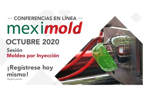 Conferencias de Moldeo por Inyección en Meximold.