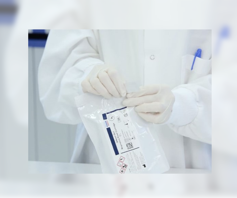 La planta de Mondi en Korneuburg, Austria, aumenta la producción para suministrar envases para el nuevo cartucho de prueba SARS-CoV-2 de QIAGEN.