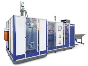 En China instalan máquina sopladora PET APF-30, de PET Technologies