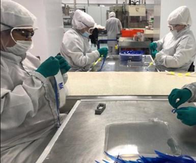 PiSA Farmacéutica donóun total de 200 mil kits de protección que contienen careta, cubrebocas y guantes para el sector salud.