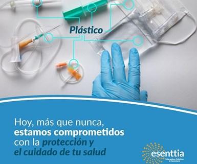 En Colombia, Esenttia se compromete a enfrentar el COVID-19.