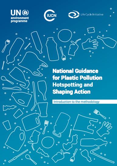 Guía nacional para identificar puntos críticos de contaminación por plásticos, metodología propuesta por la ONU.