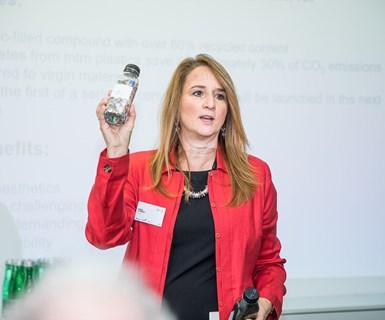 Maria Ciliberti, directora de marketing y desarrollo de nuevos productos de Borealis