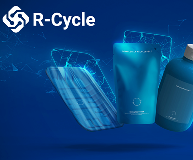 R-Cycle, iniciativa conjunta de las compañías alemanas Reifenhäuser, Arburg, Brückner y Kautex.