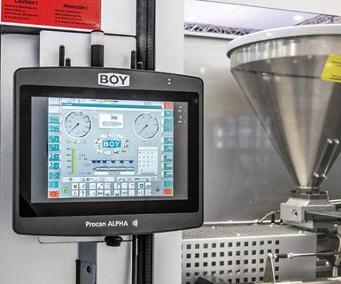 """Una hoja de ajuste """"universal"""", transferible a cualquier máquina (eléctrica o hidráulica), debe basarse en presiones del material plástico y otros valores, no en presiones y ajustes de la máquina."""