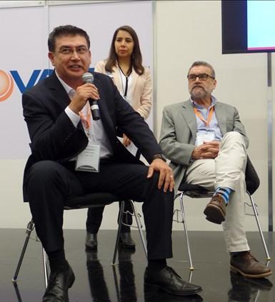 Ing. Daniel López, gerente para América Latina de la firma RJG Technologies.