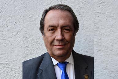 Santiago García, coordinador del Comité de Recicladores de ECOCE.
