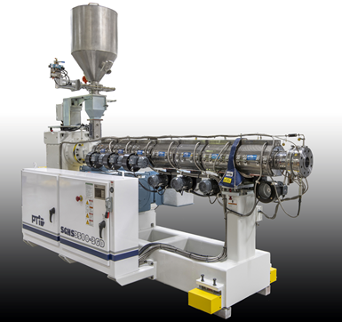 Extrusora HighSPEED SGHS3500, deProcessing Technologies International LLC (PTi).