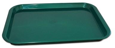 Zincln AS desarrolló una bandeja hecha de plástico reciclado de desechos oceánicos y una superficie higiénica, resistente a todos los gérmenes.
