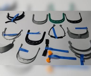 UPAEP, Unicar Plastics y Moldes y Utillajes producirán mil caretas diarias contra el COVID-19
