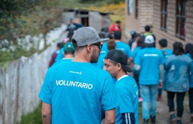 Jornadas de voluntariado de Braskem Idesa.