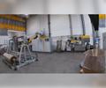 La planta de reciclajeprocesa la película de base biológica Woodly. Imagen: NGR.