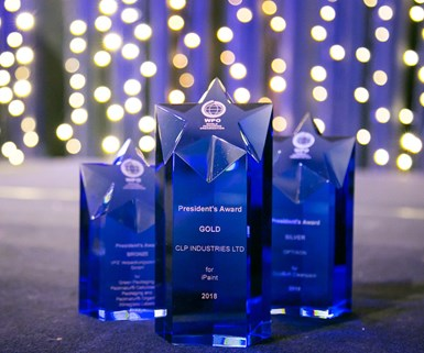 WorldStar Packaging Awards.