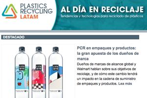 Al día en reciclaje: nuevo boletín electrónico mensual