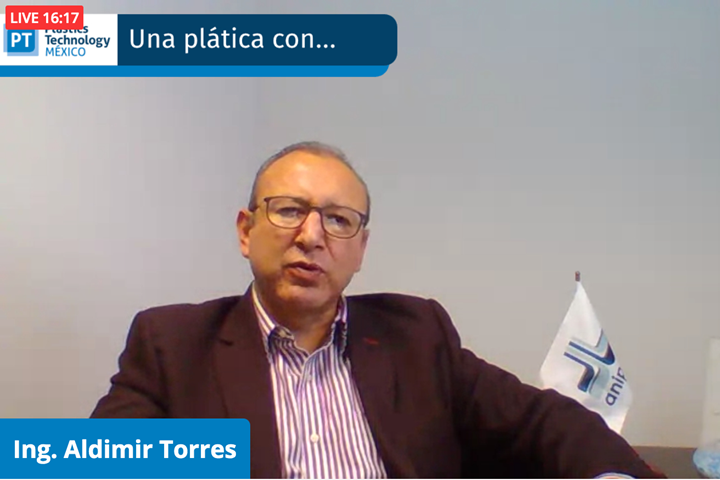 Ing. Aldimir Torres, presidente de ANIPAC