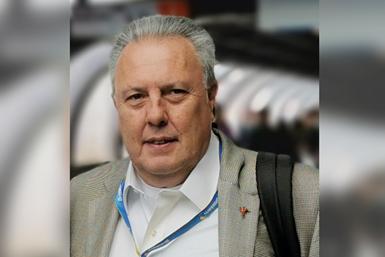 Ángel Oria Varela, líder gremial y director general de Polymat.