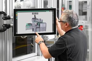 Arburg utilizará un molde de canal caliente de Haidlmair para la fabricación de los vasos de polipropileno (PP).