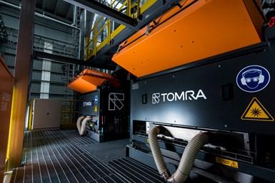 Autosort, de Tomra Recycling