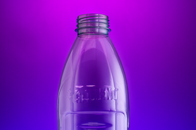 Aditivo eliminador de oxígeno con alto contenido de rPET, ColorMatrix Amosorb 4020R.