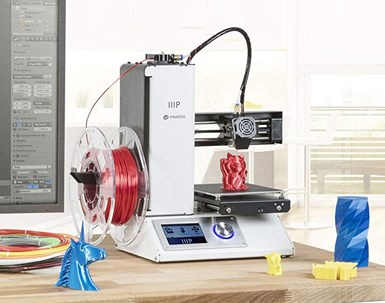 Impresora 3D de bajo costo.