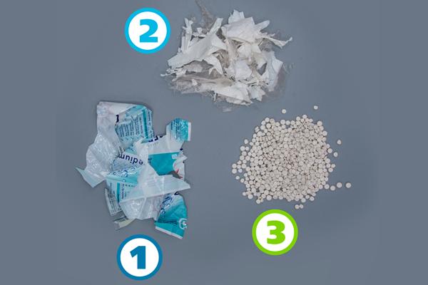 Proceso de decoloración permite el reciclaje circular de films impresos image
