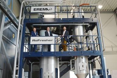 Crece demanda de sistemas de reciclaje que controlen el olor en el proceso