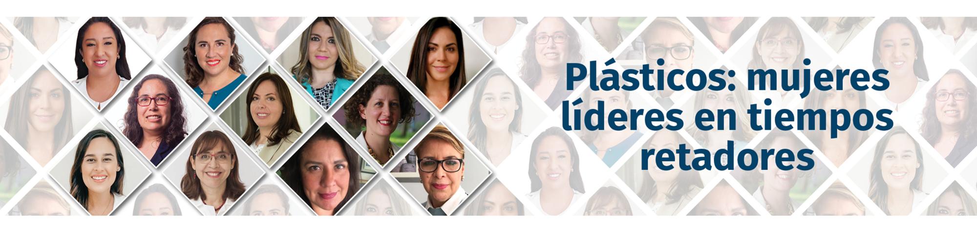 Especial mujeres en la industria plástica 2021.