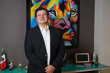 Jorge Treviño Aguado, director de ECOCE.
