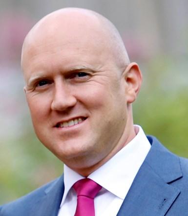 Joost D'Hooghe, VP de la región EMEA de Nexeo Plastics.