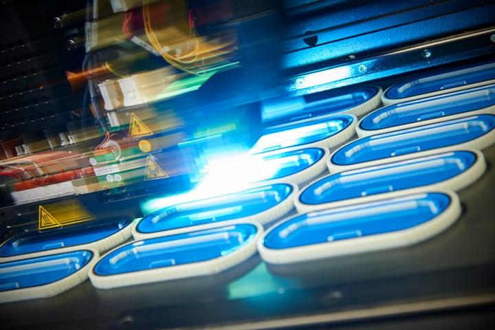 Impresora Polyjet Connex 3 – Piezas Resina rígida y flexible.