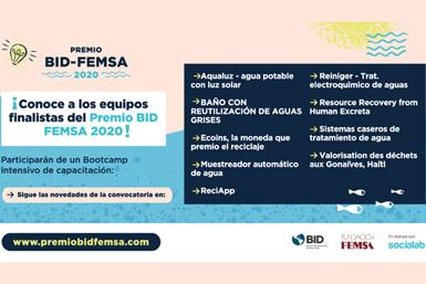 El Premio BID-FEMSA, organizado por el Banco Interamericano de Desarrollo y Fundación FEMSA, tiene once años de historia y continuará otorgándose a los emprendimientos de América Latina y el Caribe.