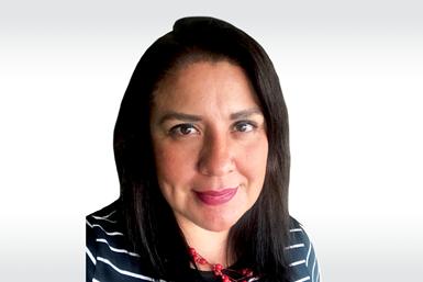 Quezni Domínguez, asesora tecnológica empresarial en el sector de plásticos en la Fundación México - Estados Unidos para la Ciencia (FUMEC)