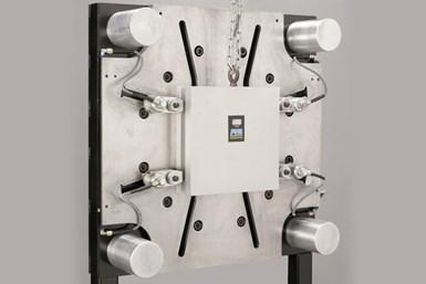 El sistema Hydra-Jaws QMC de PFA puede sustituir los sistemas de sujeción mecánica habituales y los métodos de fijación con pernos por una tecnología de sujeción mecánica hidráulica.