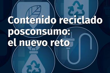 Suplemento especial sobre reciclado en la edición Junio - Julio de Plastics Technology México.