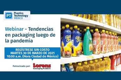 """Webinar """"Tendencias en packaging luego de la pandemia""""."""