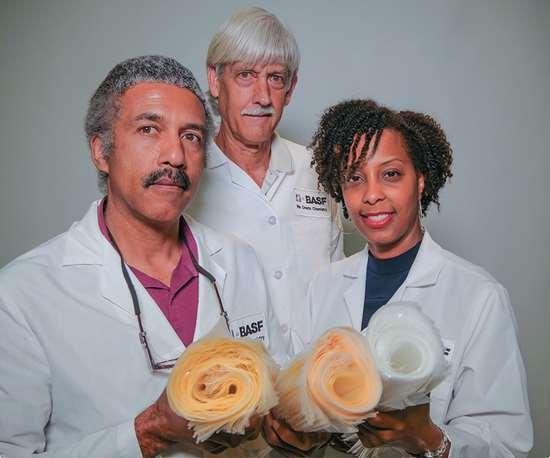 Rick King, Katiah Anderton, Joanni Turner BASF Plastic Additives