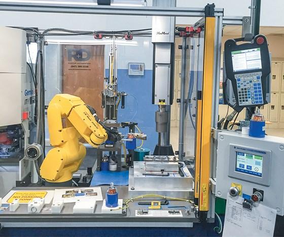 Dukane iQ servo-controlled ultrasonic welding system