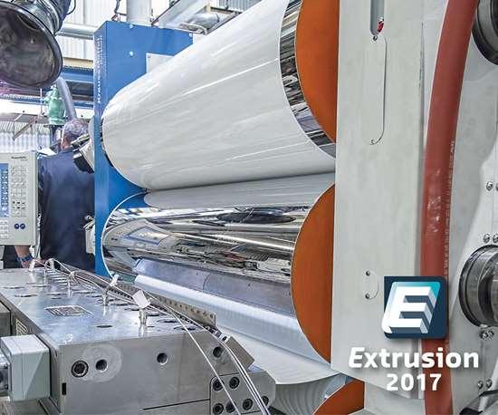 film extrusion winding center