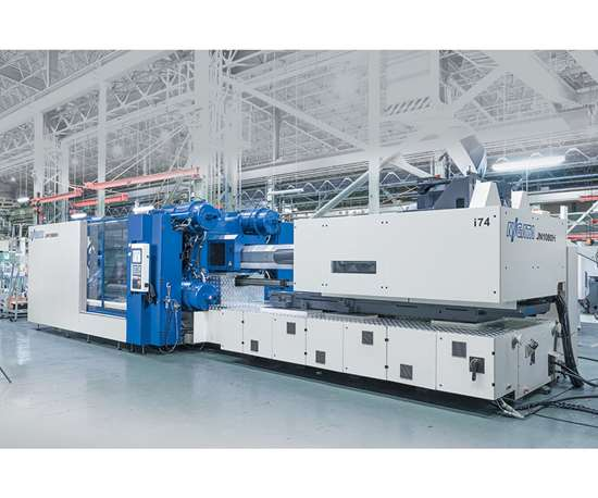 Niigata Machine Techno Co. Ltd.two-platen hybrid JN1200H injection molding machine