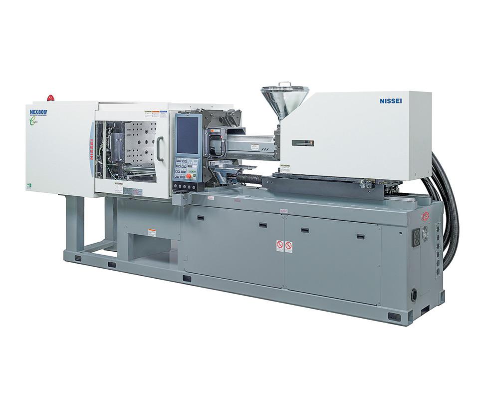 Nissei NEX-IV injection molding machine
